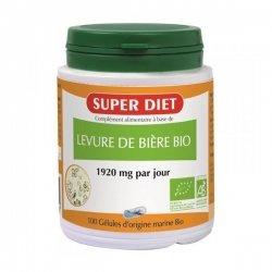 Super diet levure de biere bio caps 100