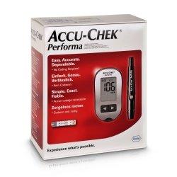 Accu chek performa systeme surveillance glycemie