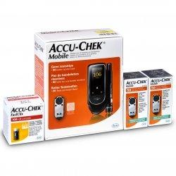 Accu chek mobile startkit trajet de soins