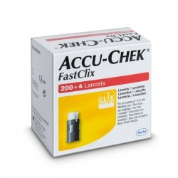Accu chek mobile fastclix lancets 34x6 5208491001