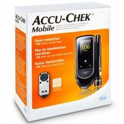 Accu-Chek® Mobile Kit de Départ Lecteur de Glycémie 1 pièce