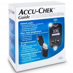 Accu-Chek® Guide Kit de Départ Lecteur de Glycémie 1 pièce