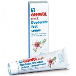 Gehwol med: déodorant crème pour les pieds 75ml