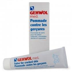 Gehwol med: pommade contre les gerçures 75ml