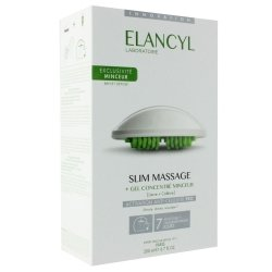 Elancyl Slim Massage + Gel Concentré Minceur Anti-Cellulite 200ml