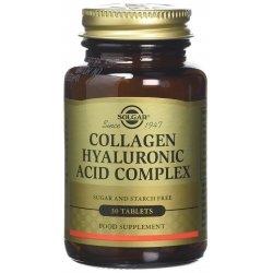 Solgar Acide Hyaluronique Complexe 120mg 30 Comprimés