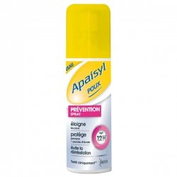 Apaisyl Poux Prévention Spray 90 ml