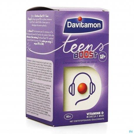 Davitamon Boost Teens Omega-3 60 capsules