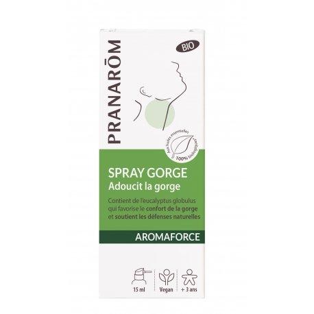 Pranarom Aromaforce Bio Spray Gorge 15ml