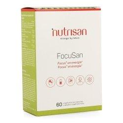 Nutrisan FocuSan 60 capsules