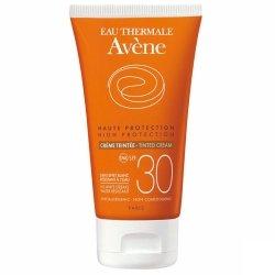 Avène Solaire crème visage haute protection teintée SPF 30 50ml