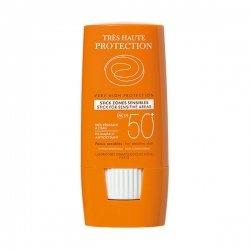 Avène Solaire Stick zones sensibles très haute protection SPF50+ 8g