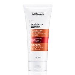 Vichy Dercos Kera-Solutions Masque 2 Min. Réparateur 200ml