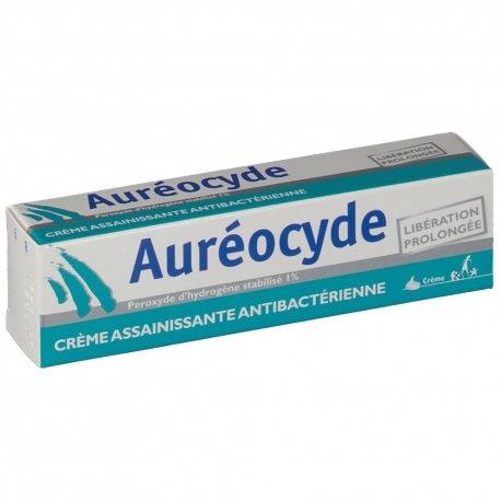 Auréocyde Crème Assainissante Antibactérienne 15g