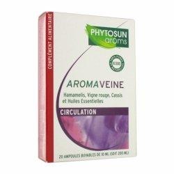 Phytosun Aroms AromaVeine Circulation 20 ampoules de 10ml
