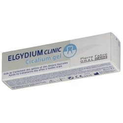 Elgydium Clinic Cicalium Gel Aphtes 8ml