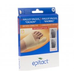 Epitact Orthese Corrective Hallux Valgus Jour Taille M