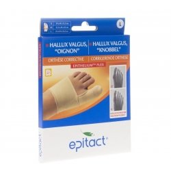 Epitact Orthese Corrective Hallux Valgus Jour Taille L