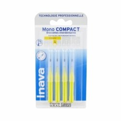 Inava Mono Compact Brossettes Interdentaires 1mm