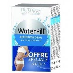 Nutreov WaterPill Anti-Retention d'Eau Offre Spéciale Lot de 2x30 Comprimés