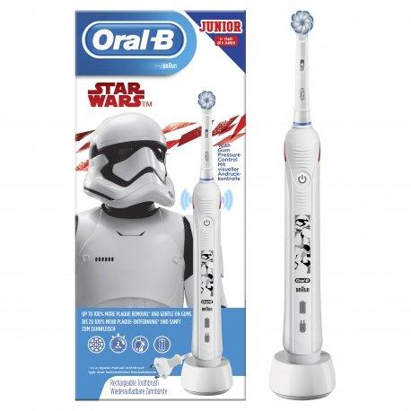 Oral B Junior Brosse à Dents Electrique Star Wars
