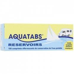 Aquatabs Reservoirs 100 comprimés