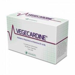 Vegecardine Troubles Cardiaque Système Nerveux 60 gélules