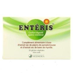 Entéris Confort Digestif Gastro-Intestinal 30 gélules