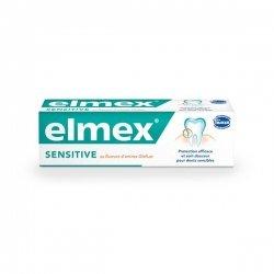 Elmex Sensitive Dentifrice Dents Sensibles & Collets Dentaires Dénudés 50ml