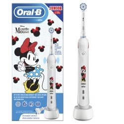 Oral B JUNIOR Brosse à Dents Electrique Minnie Mouse