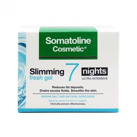 Somatoline Cosmetic Amincissant Gel Frais 7 Nuits Ultra Intensif 250ml