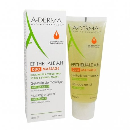 A-Derma Epitheliale A.H Gel-Huile de Massage 100ml