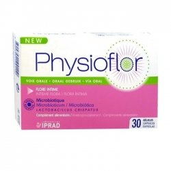 Physioflor Flore Intime 30 Gélules Vaginales