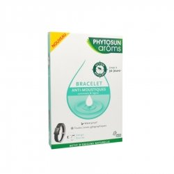 Phytosun Aroms Bracelet Anti-Moustiques
