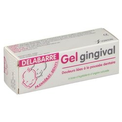 Delabarre Gel Gingival 20g