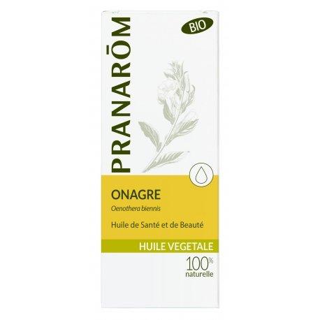 Pranarom Onagre Huile Végétale Bio 50ml