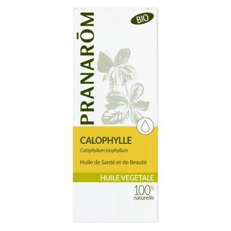 Pranarom Calophylle Huile Végétale 50ml