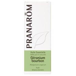 Pranarom Geranium Bourbon Huile Essentielle 10ml