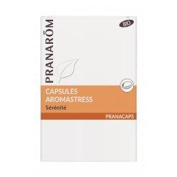 Pranarom Aromastress Sérénité Bio 30 capsules