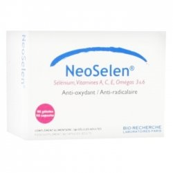 Neo Selen Antioxidant Immunité 90 gélules
