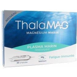 Iprad ThalaMag Magnésium Marin Plasma Marin 20 ampoules