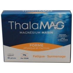 Iprad ThalaMag Magnésium Marin Forme 30 gélules