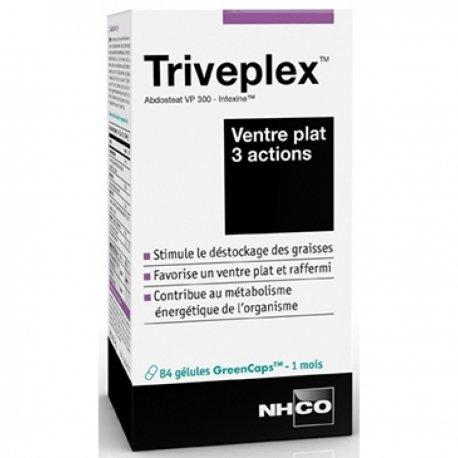 Triveplex Ventre Plat 3 Actions 84 gélules