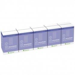 Laboratoire Marque Verte Mouchoirs – 10 paquets de 10