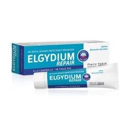 Elgydium Repair Gel Buccal Apaisant Protecteur et Réparateur 15ml