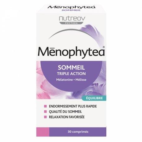 Ménophytea sommeil 30 comprimés