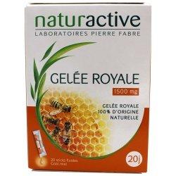 Naturactive Gelée Royale 20 sticks