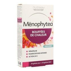 Menophytea bouffées de Chaleur 40 comprimés