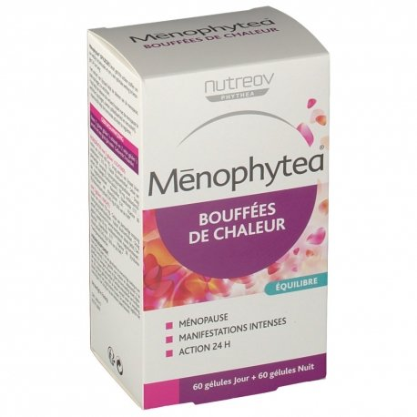 Ménophytea Bouffées de Chaleur Format Economique 120 gélules