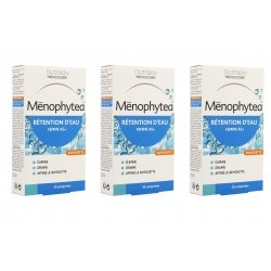 Menophytea rétention d'eau 3 x 30 comprimés
